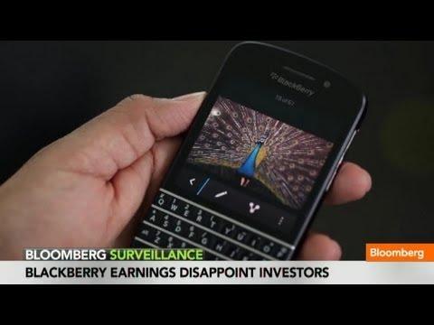BlackBerry's 'Brutal' Results Spur Takeover Talk