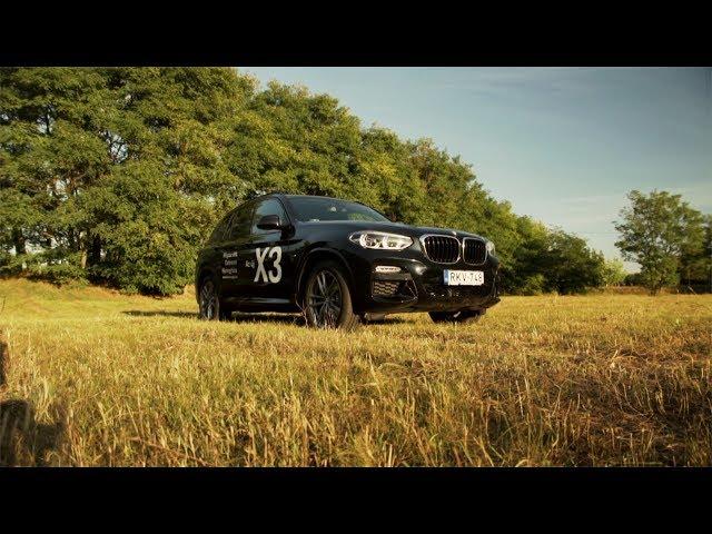 BMW reklámot forgattam