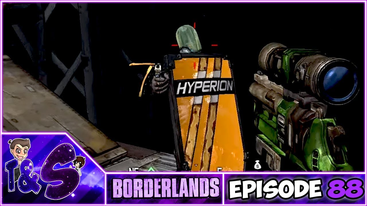 The Power Generator Borderlands 1 Co-op Let's Play Episode/Part 88  Gameplay[1440P PC 60FPS]