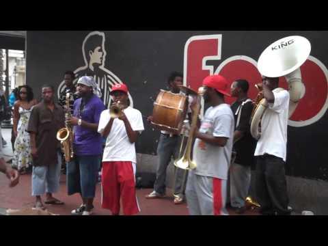 Bourbon Street New Orleans Jazz Band
