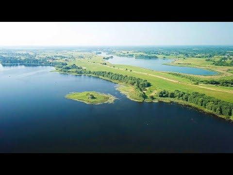 Три озера. Островенское, Соро и Белое.