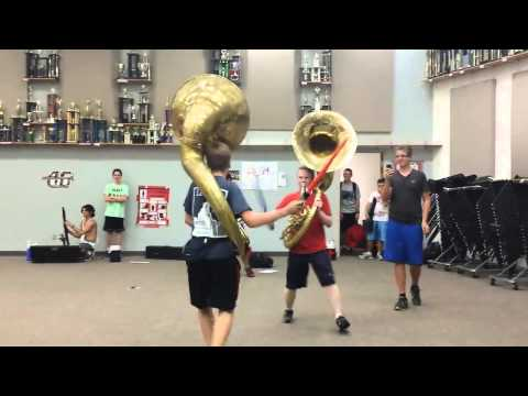 Thirteen Seconds Of Video That Prove Band Nerds