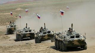 Putin pone en máxima alerta a más de 100.000 soldados de cuatro ejércitos rusos