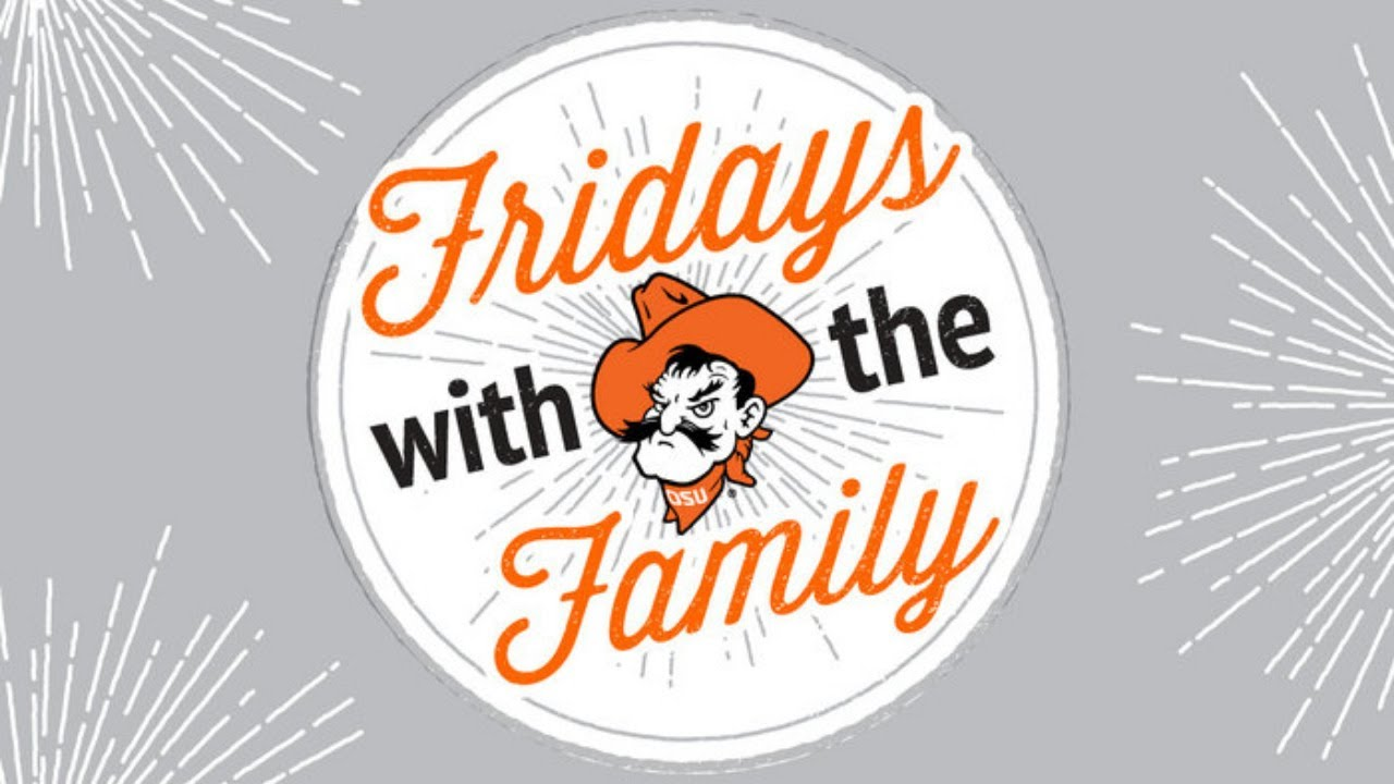 Image for Fridays with the Family - Blaire Atkinson and Kyle Wray webinar