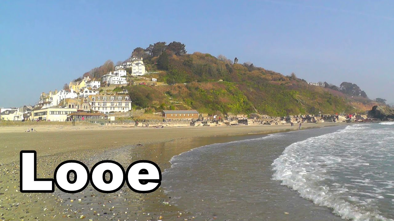 looe in cornwall england on a perfect day youtube. Black Bedroom Furniture Sets. Home Design Ideas