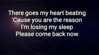 You are the reason //calum scott (lyrics).mp3