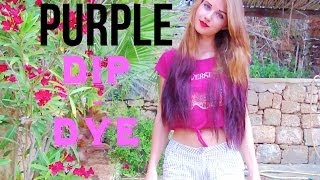 Purple Dip-Dye | Stella Thumbnail