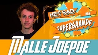 MALLE JOEPOE over LAATSTE RUZIE + SHOCK !! - RAD VAN SUPERGAANDE AFL. 6