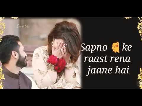 Naino Ki To Baat Naina Jane Hai WhatsApp Status