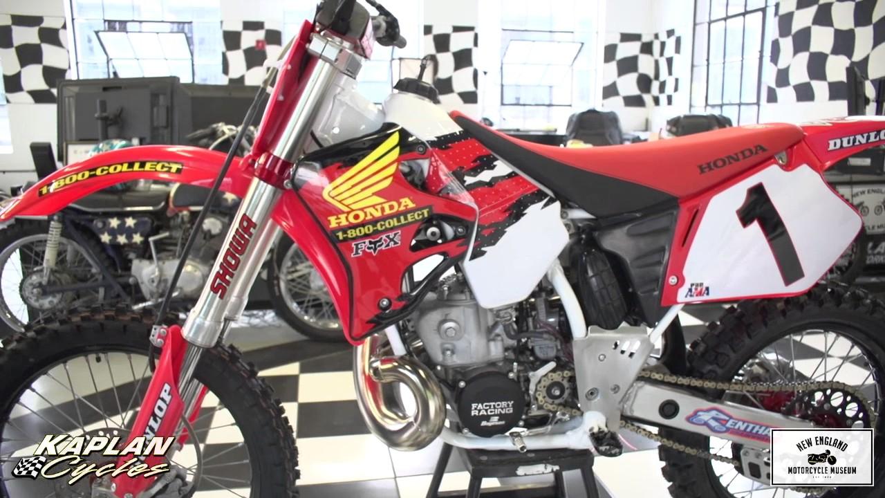 honda 1993 cr250