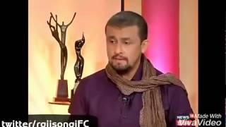 Sonu Nigam on Pakistani Artist   Atif Aslam   Rahat Fateh Ali Khan   Fawad Khan   Mahira Khan