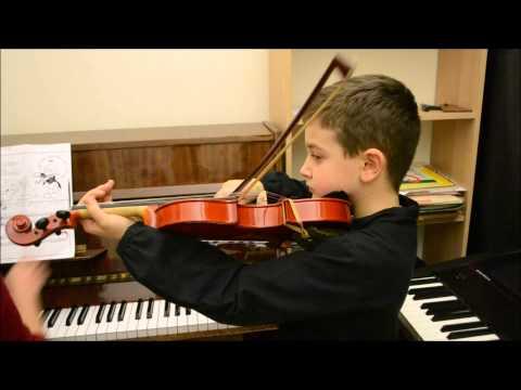 Lezioni di violino : notasunota scuola di musica como