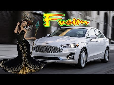 2020 ford fusion titanium | The 2020 Ford Fusion still delivers great hybrid fuel economy...