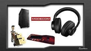 Kurier dostarczył... nowości od Modecom, super podkładka, obudowa, słuchawki BT z ANC