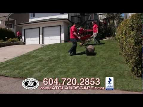 Coquitlam Landscaping Services | Serving Vancouver & the Lower Mainland
