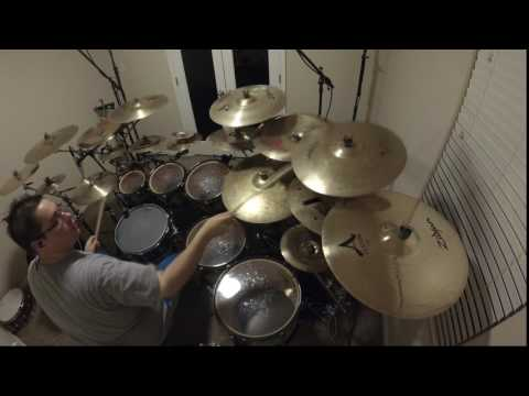 Aaron Holler - Tracking Drums In The Studio