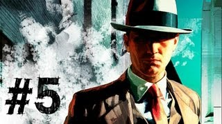 LA Noire Gameplay Walkthrough Part 5 - The Consul