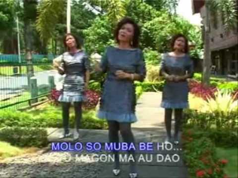 Nainggolan Sisters ~ HU ANJU DO HO. with Lyrics