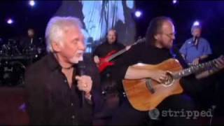 Kenny Rogers - Buy Me A Rose LIVE