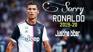 Cristiano ronaldo Justin biber/sorry song best skills and goals 2019/2020