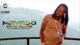 Mavado - Come Round Instrumental Hook & DL