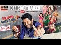 Fraud Saiyaan Official Trailer   Arshad Warsi, Saurabh Shukla, Elli AvrRam, Sara Loren   18 Jan 2019