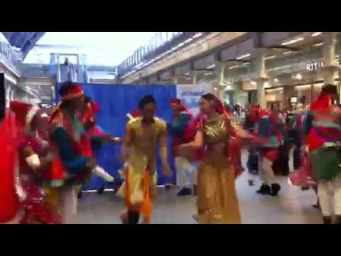 The Merchants of Bollywood at St Pancras International