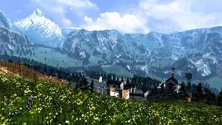 Farming Simulator 2015 | Tyrolean Alps Map v1.1