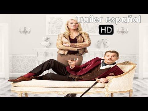 Mortdecai - Trailer final español (HD)