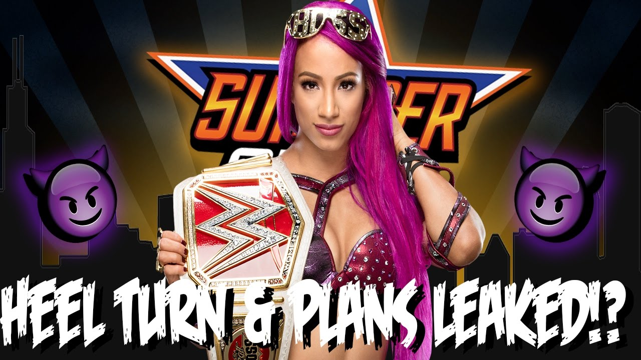 Could this be a Sasha banks leak Nude Celebs Forum - 2019 year