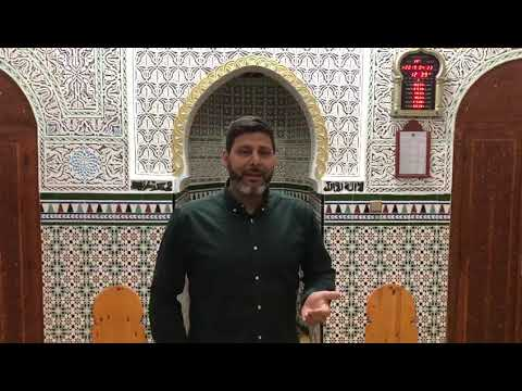 """""""En esta mezquita aprendí solidaridad, compañerismo y convivencia"""""""