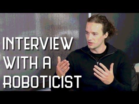 Peer Neubert   Interview with a Roboticist