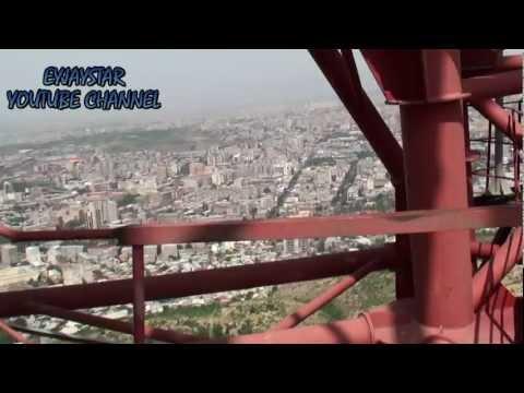 Exclusive! Yerevan TV Tower! Ереванская Телебашня!