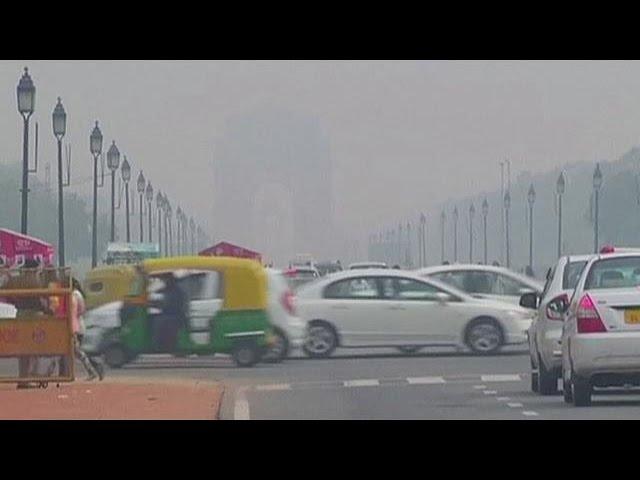 Уровень СО2 в атмосфере бьет в 2016-ом все рекорды
