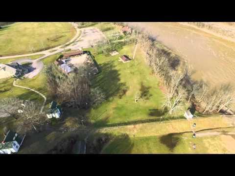 Kentucky River and Fort Boonesboro