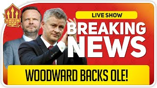 Woodward To Back Solskjaer With More Transfers! Man Utd News Now