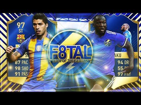 FIFA 17: F8TAL TOTS vs VENOMFIFA - 1. Gruppenspiel