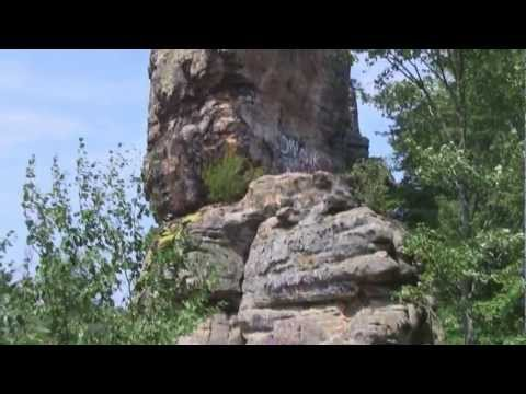 Ship Rock - Adams County Wisconsin 7-14-2012
