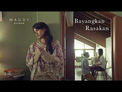 Maudy Ayunda - Bayangkan Rasakan | Official Video Clip Mp3