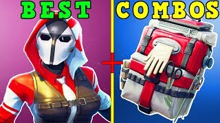 15 BEST NEW SKIN + BACKBLING COMBINATIONS! (Fortnite Battle Royale!)