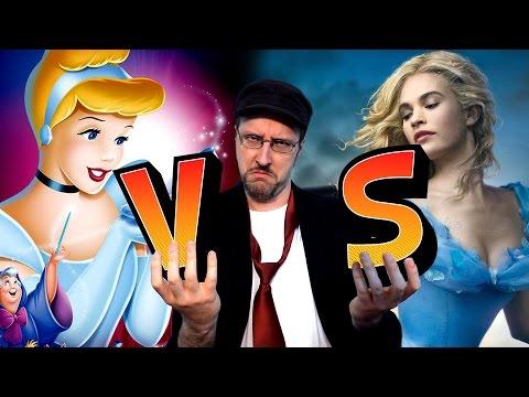 Old vs New: Cinderella - Nostalgia Critic