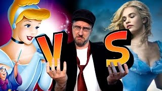 Old vs New: Cinderella - Nostalgia Critic
