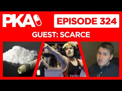 PKA 324 w/Scarce - Scarce does Coke, Handicap Handies, Trans Wrestler
