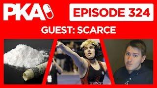 PKA 324 w/Scarce - Scarce does Coke, Handicap Handies, Trans Wrestler