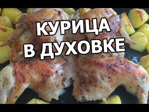 Как приготовить курицу в духовке. Запеченная курица от Ивана без регистрации и смс