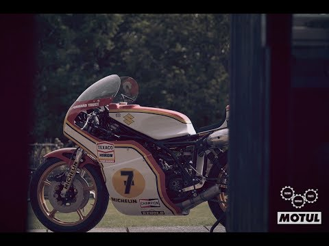 Barry Sheene 1976 XR14 RG500 Restoration - Part Two