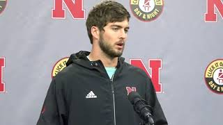 HOL HD: Tanner Lee Monday Press Conference