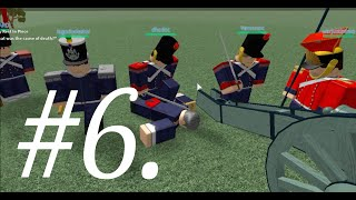[ROBLOX] Blood and Iron Ep. 6 - ARTILLERY FAILS!