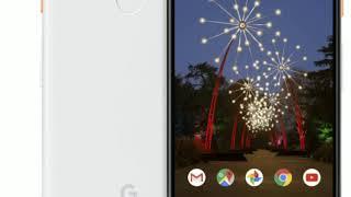 Trailer del Google pixel 3a