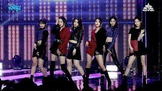 [예능연구소 직캠] 씨엘씨 블랙드레스 @쇼!음악중심_20180317 BLACK DRESS CLC in 4K